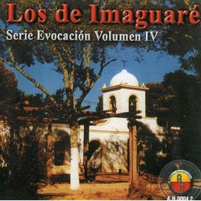 Los De Imaguare - Memoria De La Sangre Cd Nuevo Sellado
