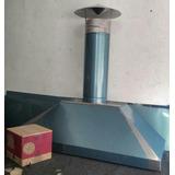Coifa Industrial E Comercial Em Inox Com Exaustor