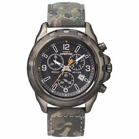 Relogio Timex Masculino Expedition T49937ww/tn Camuflado