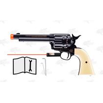 Marcadora Colt Peacemaker Blued 5.5 Laser Bbs .177 Xtreme