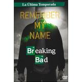 Breaking Bad - La Ultima Temporada Dvd O