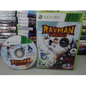 Rayman Origins Xbox 360 Jogo Original Frete Barato