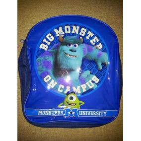 Monsters University Lonchera Mochila Para Guardería,kinder.