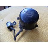 Regulador 6v Bosch Redondo Fusca Alemão Oval Bug 53 54 55 56