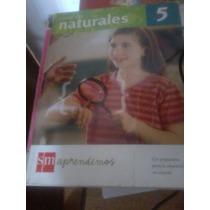 Libro De Ciencias Naturales 5, Aprendemos, Con Propuestas Pa