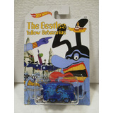 Hot Wheels The Beatles Yellow Submarine Kool Kombi Azul 6/6
