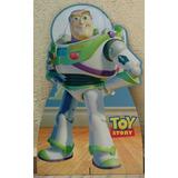1 Woody 1 Buzz Toy Story 80cm E 12 De Mesa Decoração Festa