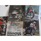 Honda Cb650 650 Moto 1977 1978 1979 Publicidades No Manual