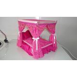 Cama Para Barbie Princesas