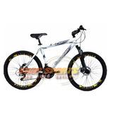 Bicicleta Mtb Canadian X-terra - 21vel. Freio A Disco - Susp