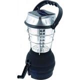 Lampião Luminária Recarregável A Luz Solar 36 Led - Lanterna