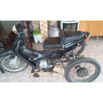 Triciclo Adaptado - Biz