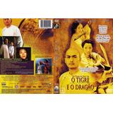 Dvd O Tigre E O Dragão - Ang Lee - Vencedor 4 Oscar