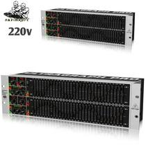 Equalizador Gráfico Ultra Pró Behringer 6200 Fbq6200