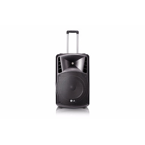 Bocina Lg Con Sub Buffer Bafle 80 Watts Rms Bluetooth