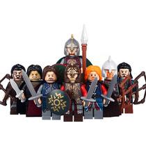 Señor De Los Anillos Aragorn El Hobbit Compatible Con Lego