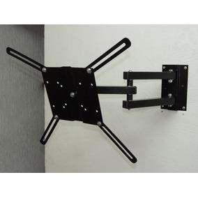 Suporte Articulado Tv Smart Led Lcd Plasma 32 40 42 49 50