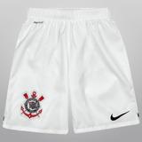 Calção Corinthians Nike 2012/ 2013- Infantil - M