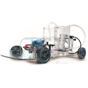 Auto Hidrógeno Kit Electrólisis Solar Camina C/ Agua Ciencia
