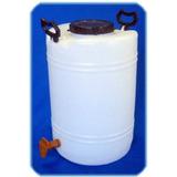 Bidon Para Agua Con Llave Rosca 25litros