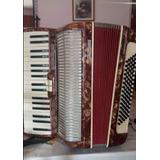 Acordeon Maestro Piano 80 Bajos. Muy Buen Estado Se Va!!