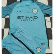 Uniforme De Futbol Manchester City