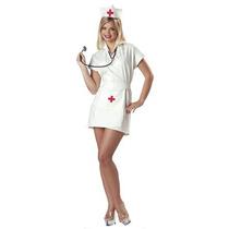 Disfraz Mujer Disfraces California Traje De La Enfermera De