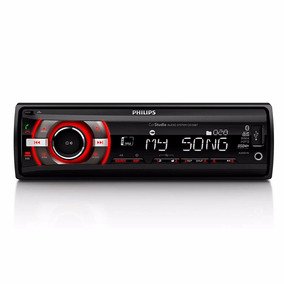 Autoestereo Philips Ce-135bt/55 Bluetooth Sd Usb