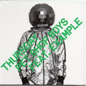 Pet Shop Boys - Thursday Cd Importado Novo Lacrado
