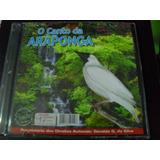 Cd -de Canto -de Pássaros Araponga