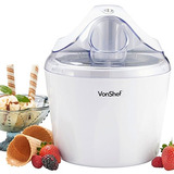 Yogurtera, Heladera Y Sorbetera Vonshef 1.4lts- Envio Gratis