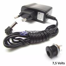 Fonte Para Placa Decodificadora Usb Bluetooth + Conector P4