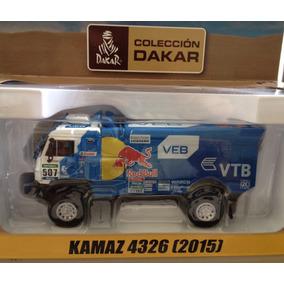 Caminhão Kamaz Red Bull Rally Dakar 1:43