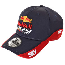 Boné New Era 3930 Sky Red Bull Racing