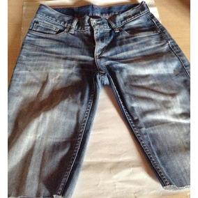 Bermuda Levis ( Pantalón Cortado Original)