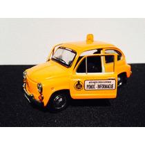 Hongwell Fiat 500 Zastava 750 1-43 Amarillo Sin Caja