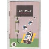 Y P F. Las Grasas Lubricantes. Folleto Publicitario. 1957.-