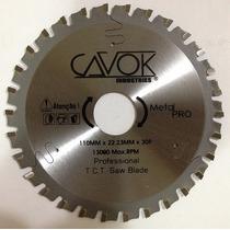 Disco De Serra Multicorte 110mm Aço/ferro/madeira/alumínio