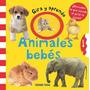 ** Libro Didactico Bebe ** Gira Y Aprende Animales Bebes