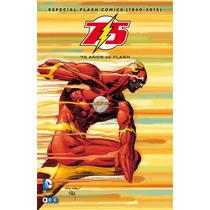 Especial Flash Comic 75 Años De Flash