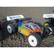 Buggy 1/8 X-ray Usado En Perfecto Estado