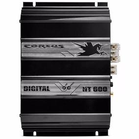 Modulo Amplificador Corzus Ht600 Digital 600 Rms Sub Corneta