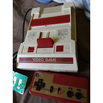 Nintendo Famicom Japones Para Reparar O Refacciones