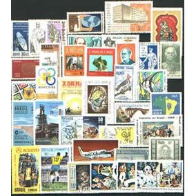 Ano Completo-1969 - 37 Selos