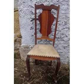 Cadeiras E Poltrona Provençal Antiga (conjunto)
