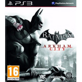 Batman Arkham City - Digital Ps3