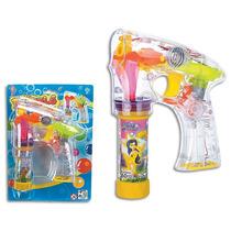 Pistola Arminha Faz Bolha Bolinha De Sabão Fenix Brinquedos
