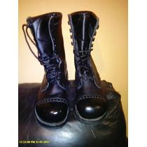 Bototos Militares ....100% Cuero - Nuevas / Nº 41
