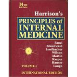Principios De Medicina Interna. Harrison. Varios Autores.
