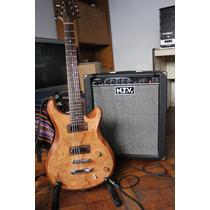 Guitarra Luthier Juairi